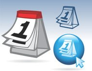 Office Icon - Calendar
