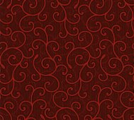 Swirling Red Wallpaper