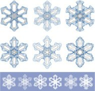 Snowflake - Christmas Ornaments