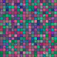 Colorful Decorative Tiles (High Resolution Image)