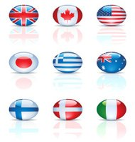 World Flag Exec collection one