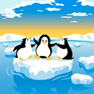 Penguin Global Warming