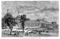 International Exhibition Building 1862