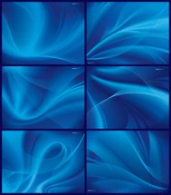 Abstract Multi Background Set