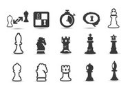 Mobilicious Chess Pieces