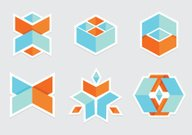 Abstract elements for design