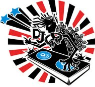 abstract DJ