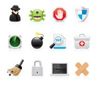 Velvet Icons - Software and network security