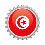 Tunisia bottle top