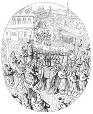 Procession of the Holy Host