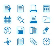 Icon series - Office