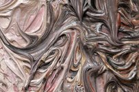 Texture of oil paintings.