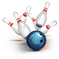 Bowling Game (front view)