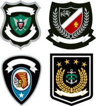 emblem badge symbol design