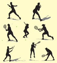 Tennis Volley - Female