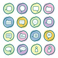 Funky Icons - Talk & Blog