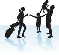 Family Reunion or Vacation Travelers