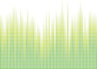 Pixel Abstract Green