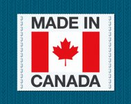 Made In Canada Tag