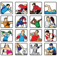 Sports | 16 Olympic disciplines