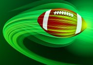 American Football Rugby sport background