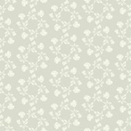 Floral seamless pattern with rose in pastel tones.