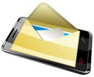 mail in smart phone