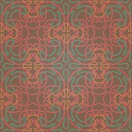 Seamless abstract colorful pattern with gradient
