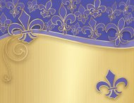 Fleur de Lys Background