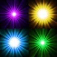 Bright star light backgrounds