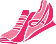 simple breast cancer shoe