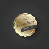 vector badge- Premium Quality