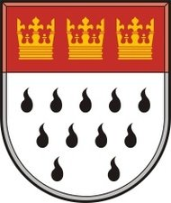 Koln (Cologne) Coat of arms