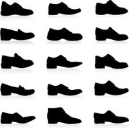 Shoes silhouette