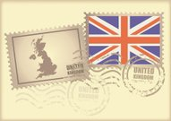 postage stamp United Kingdom