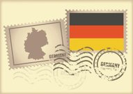 postage stamp Germany