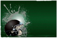 Football Helmet Background