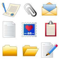 office documents icons