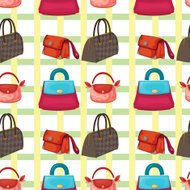 Various bags and purses