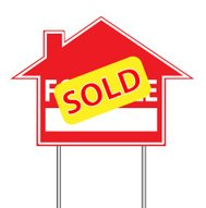 Real Estate Sign | Sold
