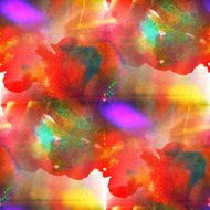 texture red, yellow, purple abstract art water color seamless ba