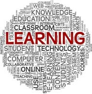 Learning concept in tag cloud