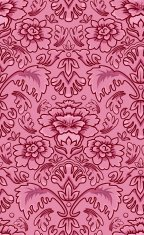 Seamless Damask Style Wallpaper Pattern (vector & jpeg)