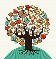 Diversity education book tree