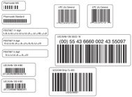 assorted barcodes 02