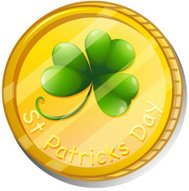 token for St. Patrick's Day