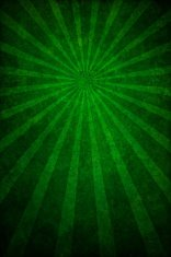 green grunge texture with sunrays