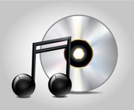 CD Melody Icon