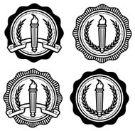 Collegiate seals