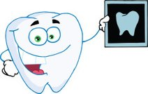 Tooth With X Ray Picture